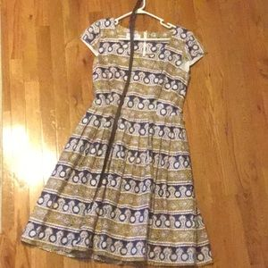 Anthropologie Corey Lynn Calter dress size 10